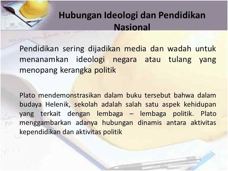 """Dalam UU 20/2003 tentang Sistem Pendidikan Nasional, Pasal 3, disebutkan """"Pendidikan nasional berfungsi mengembangkan kemampuan dan membentuk watak se"""