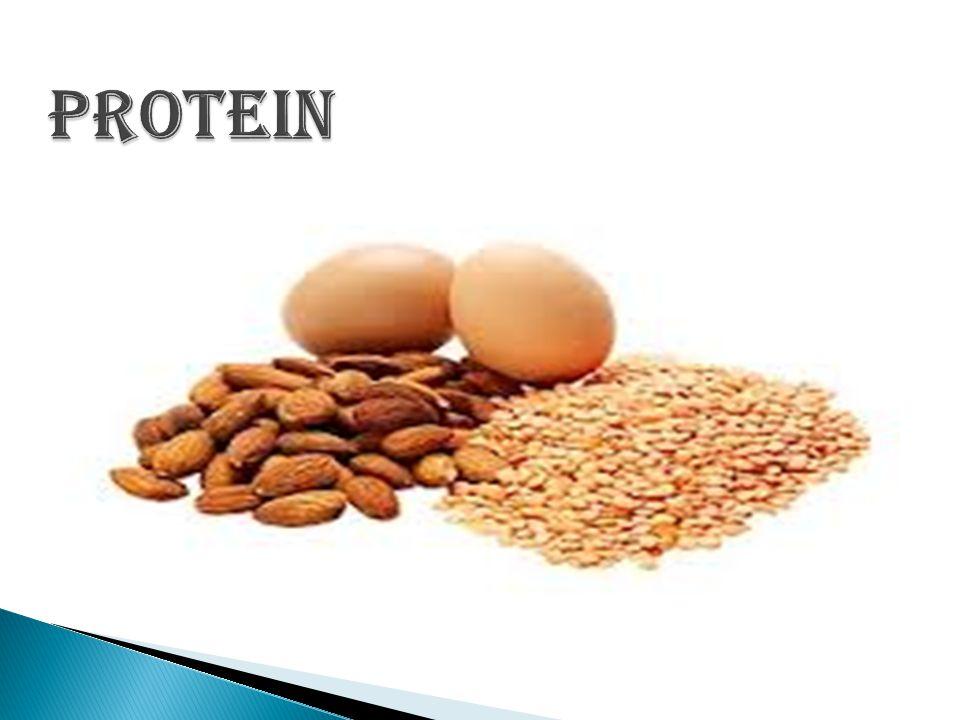  Protein adalah senyawa organik kompleks berbobot molekul tinggi yang merupakan polimer dari monomer – monomer asam amino yang dihubungkan satu sama lain dengan ikatan peptida.