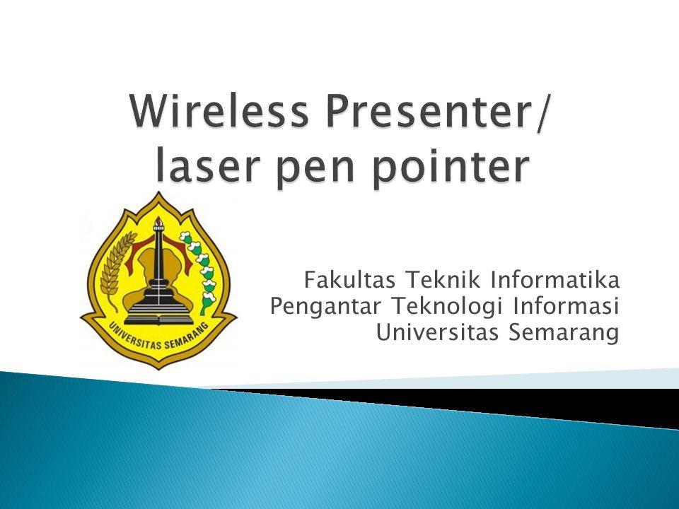 Fakultas Teknik Informatika Pengantar Teknologi Informasi Universitas Semarang