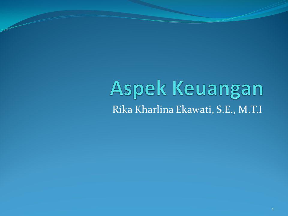 Rika Kharlina Ekawati, S.E., M.T.I 1