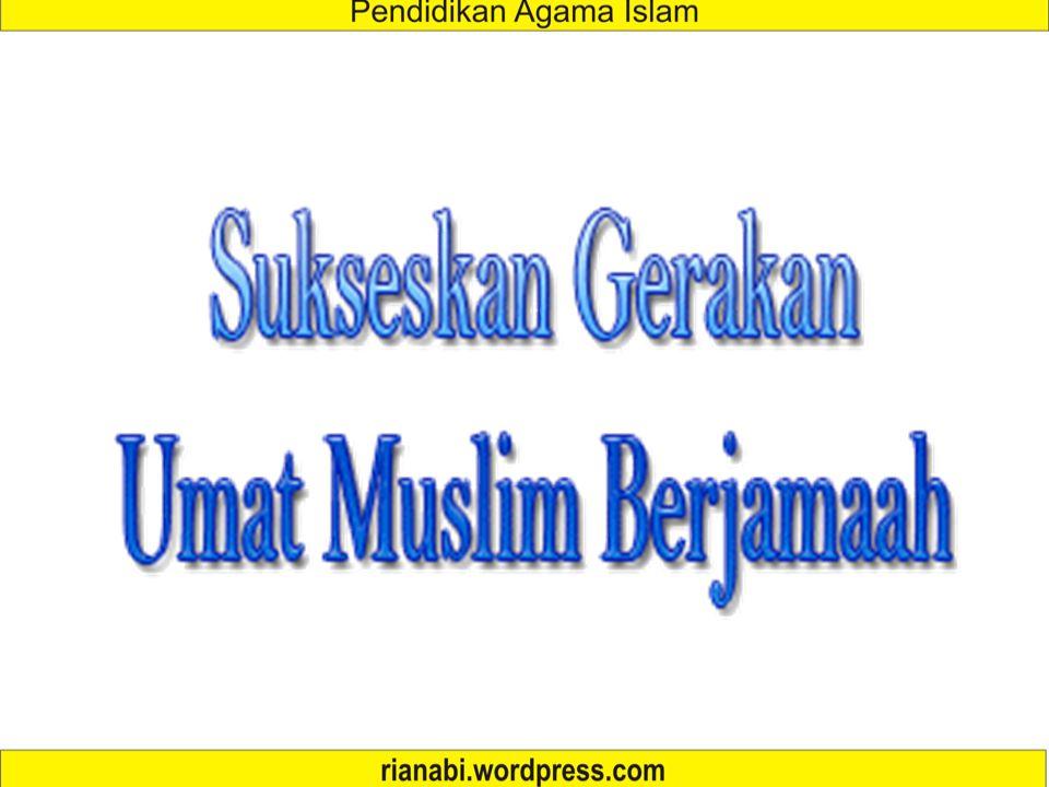 Shalat Berjamaah & SHALAT MUNFARID hukum makmum ketentuan shaf rakaat imam