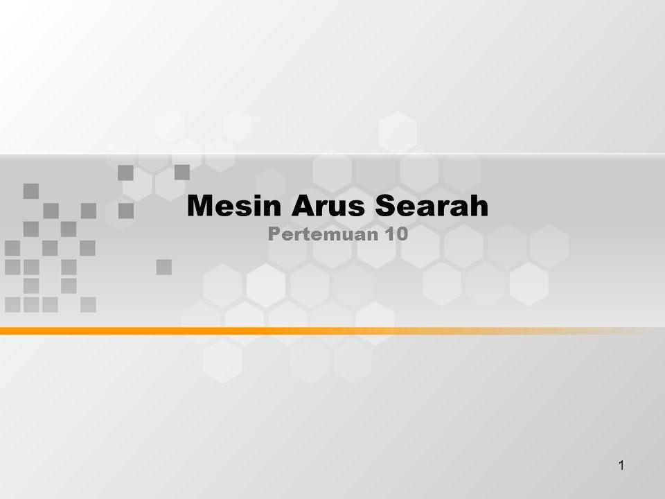 1 Mesin Arus Searah Pertemuan 10