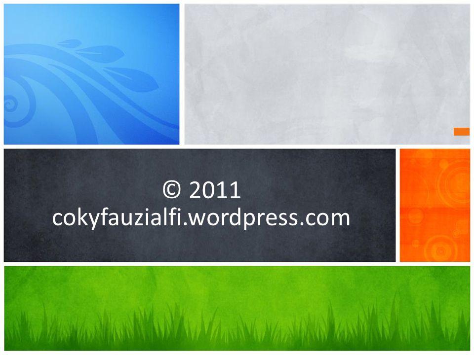 What's Your Message © 2011 cokyfauzialfi.wordpress.com