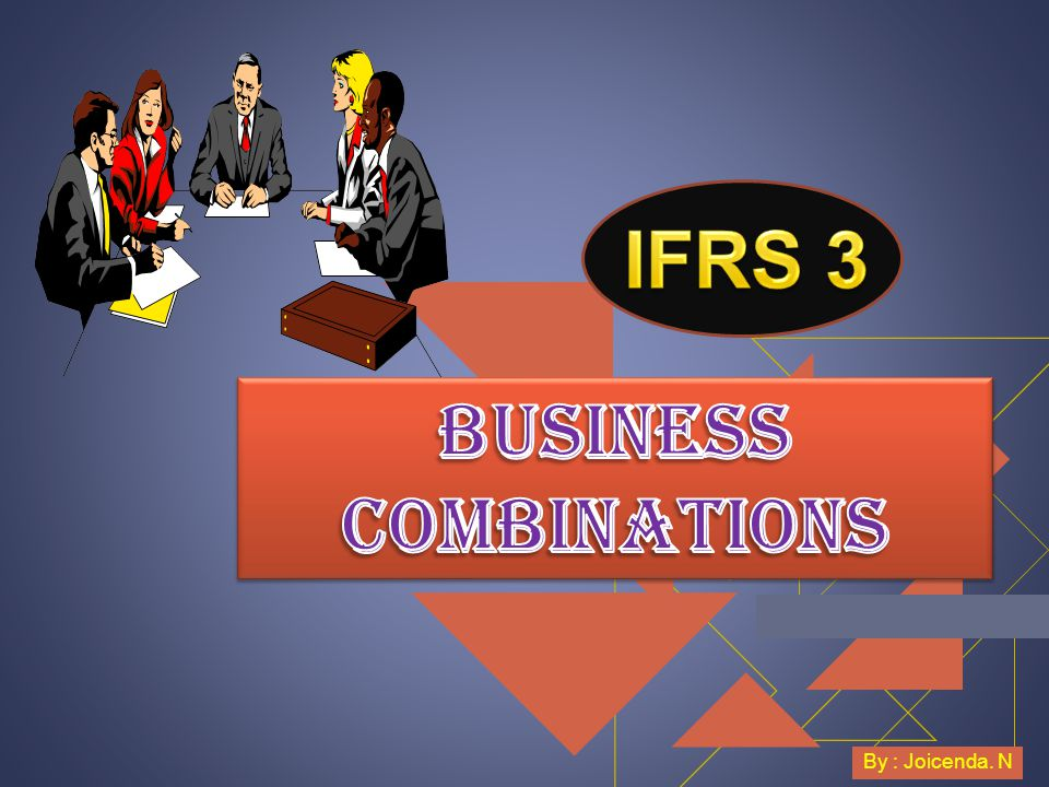What is a business combination ??.