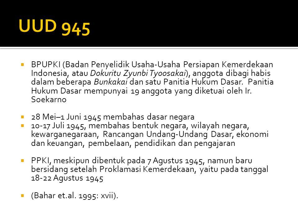  Agresi I pada tahun 1947 dan Agresi II pada tahun 1948 untuk tujuan kembali menguasai kembali wilayah Republik Indonesia.