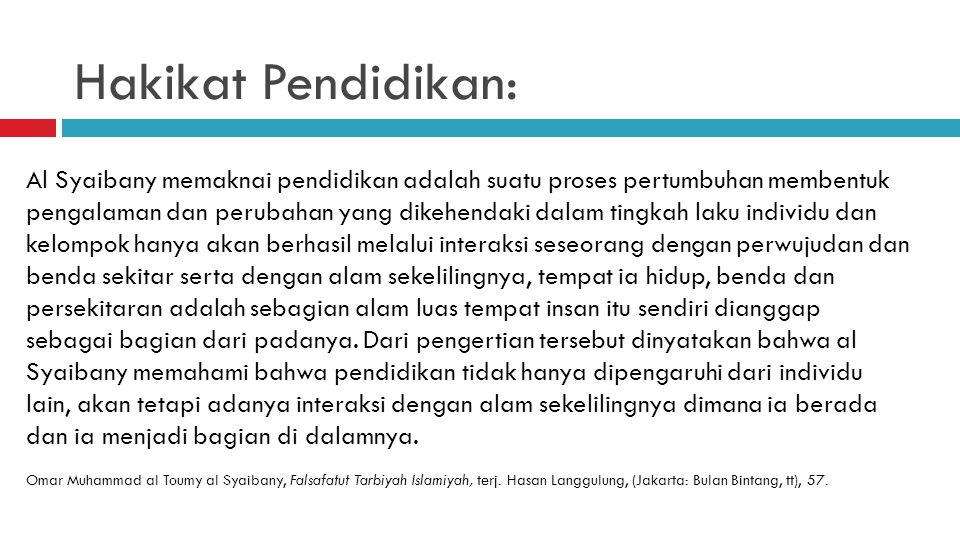(Mustofa Kamil, Pendidikan Nonformal, 2009) Eksistensi dan pentingnya pendidikan nonformal secara fundasional memiliki konsep dasar yg mengacu pada fi