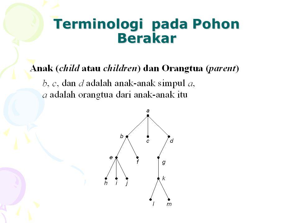 2.POHON KEPUTUSAN Pohon keputusan digunakan utk memodelkan persoalan yg terdiri dari serangkaian keputusan yg mengarah ke solusi.