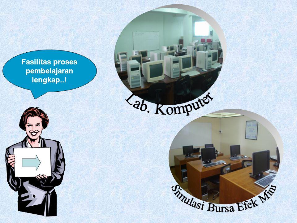 Laboratorium Bank Mini Dijamin.. !