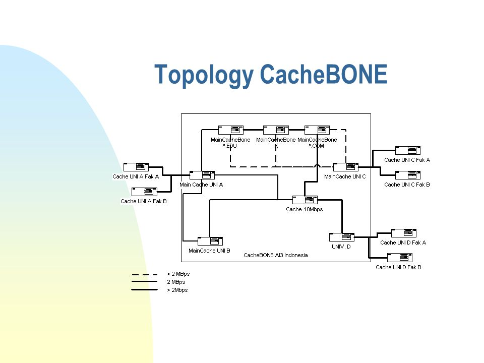 Topology CacheBONE