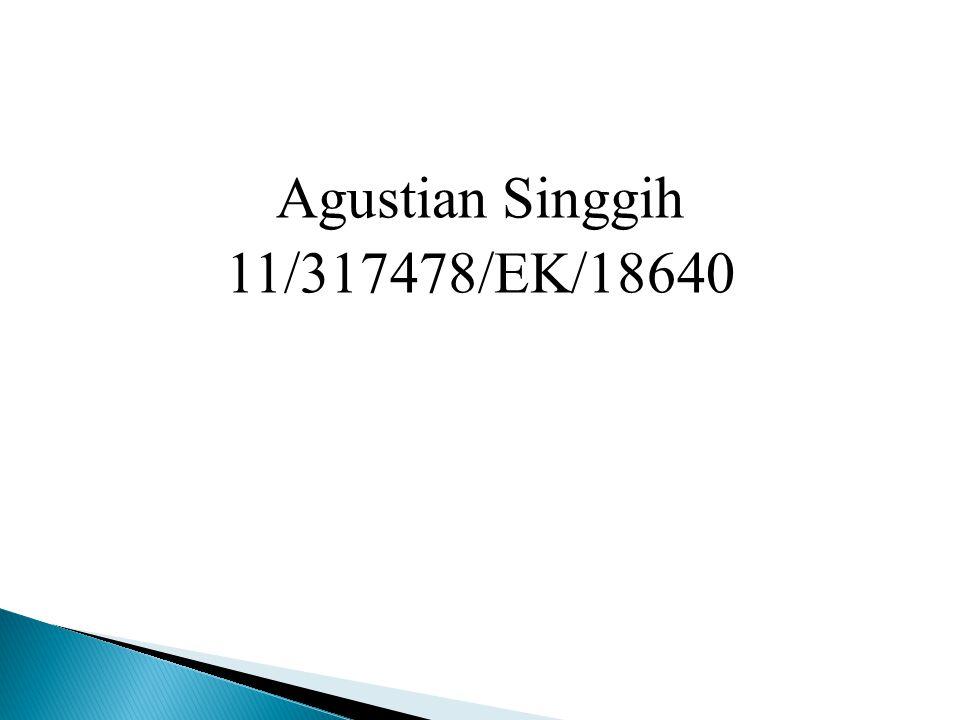 Agustian Singgih 11/317478/EK/18640