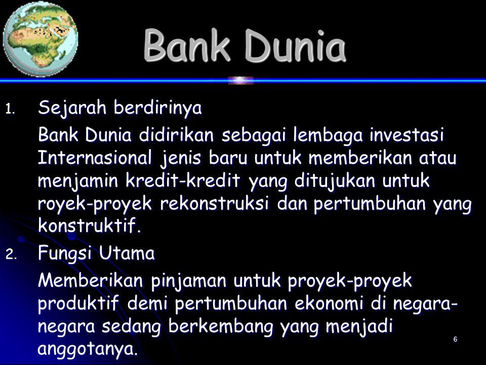 6 Bank Dunia 1.