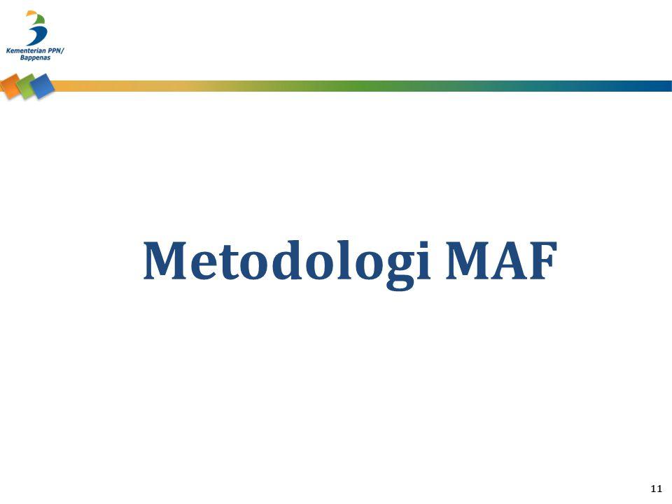 Metodologi MAF 11
