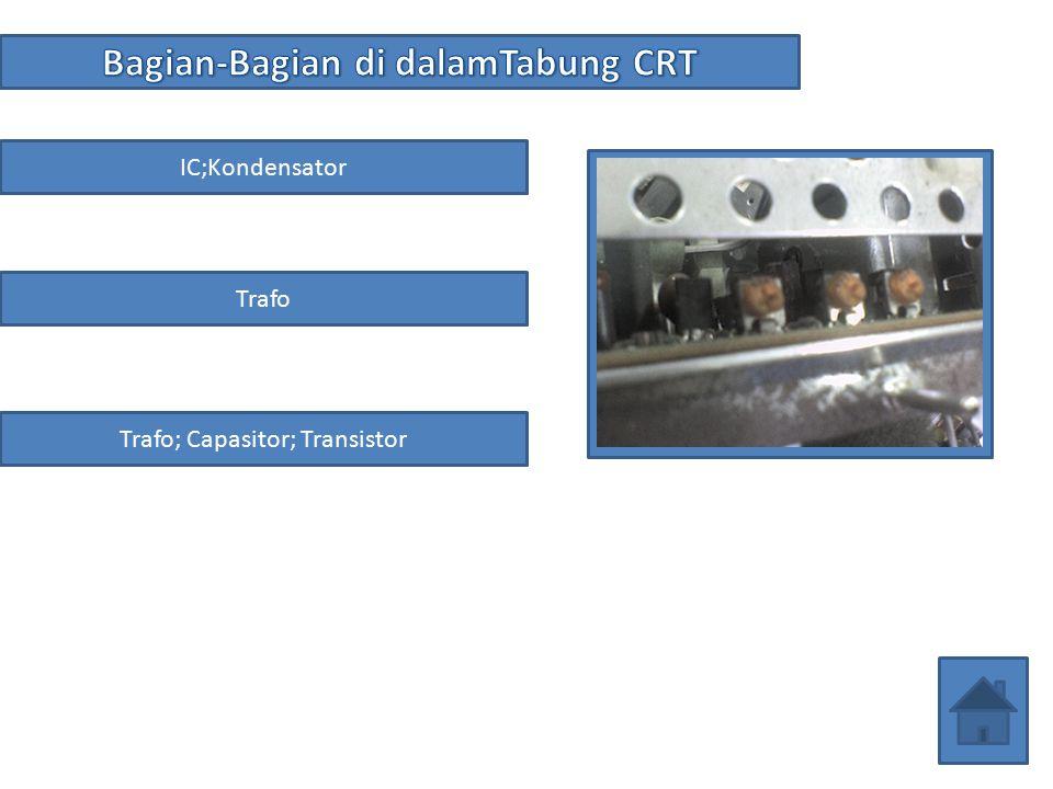 IC;Kondensator Trafo Trafo; Capasitor; Transistor