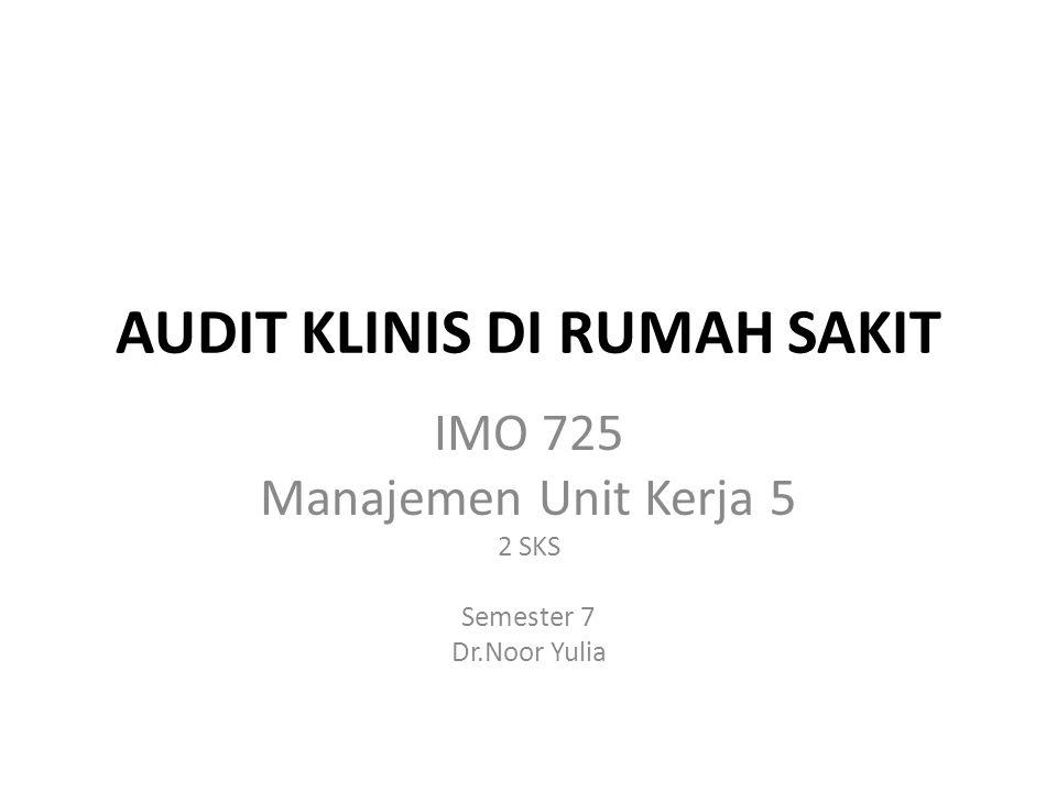 MEMAHAMI PROSES AUDIT Dalam melakukan audit seorang auditor dapat melakukan pemeriksaan silang untuk dapat menilai kebenaran dari informasi yang diberikan