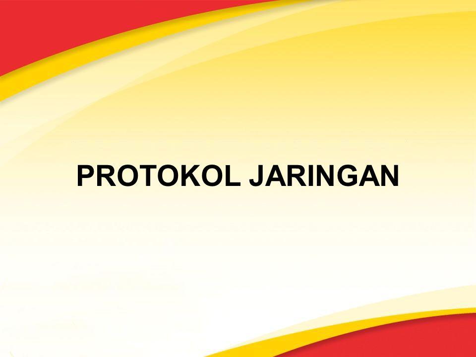 PROTOKOL JARINGAN