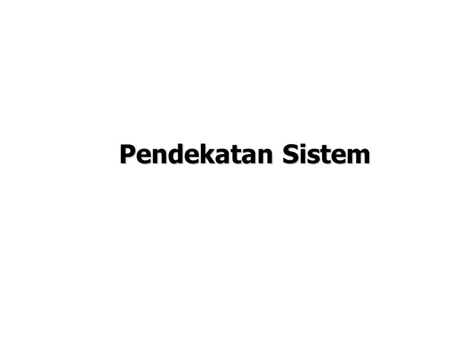 Pandangan Umum Pemecahan masalah –Respon untuk menekan akibat yang buruk –Memanfaatkan peluang untuk keuntungan Keputusan –Pemilihan strategi atau tindakan Struktur Masalah : –Terstruktur –Tak Terstruktur –Semi terstruktur