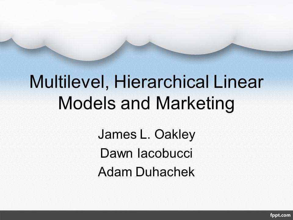 Marketing Apllications Tabel 7.7