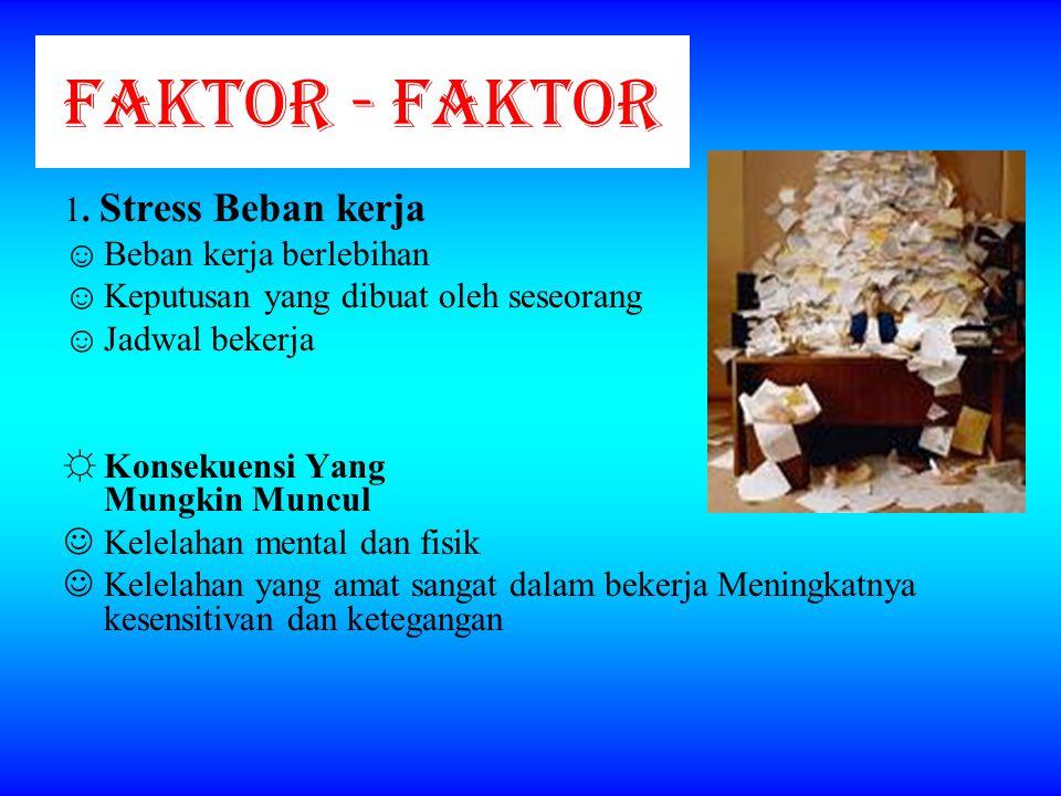 FAKTOR - FAKTOR 1.