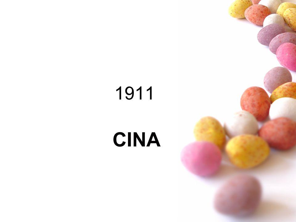 1911 CINA