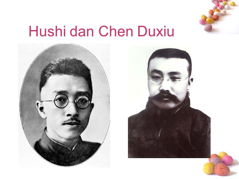 # Hushi dan Chen Duxiu