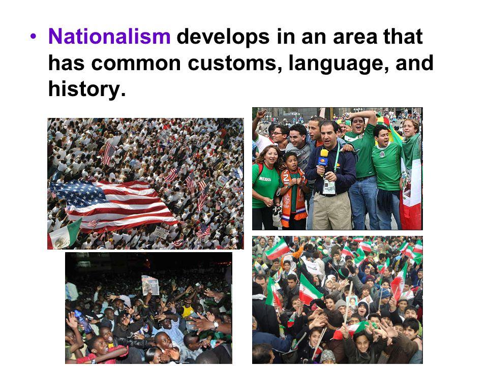 Post-Colonial Nationalism Anderson berargumen bahwa nasionalisme masyarakat pascakolonial di Asia dan Afrika merupakan hasil emulasi dari apa yang telah disediakan oleh sejarah nasionalisme di Eropa.
