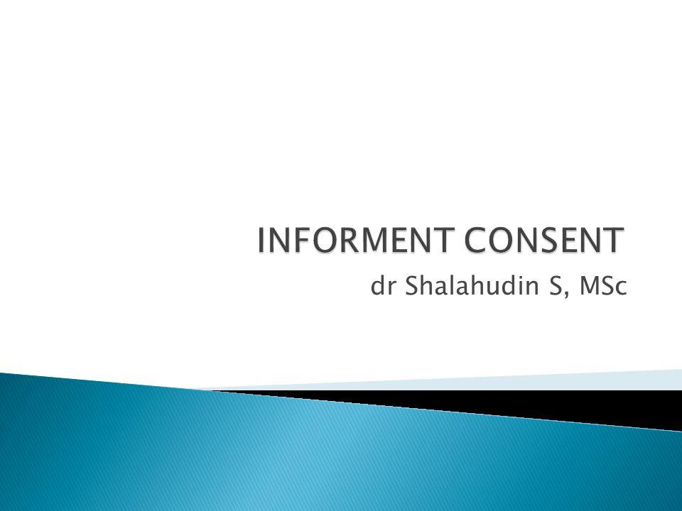 dr Shalahudin S, MSc
