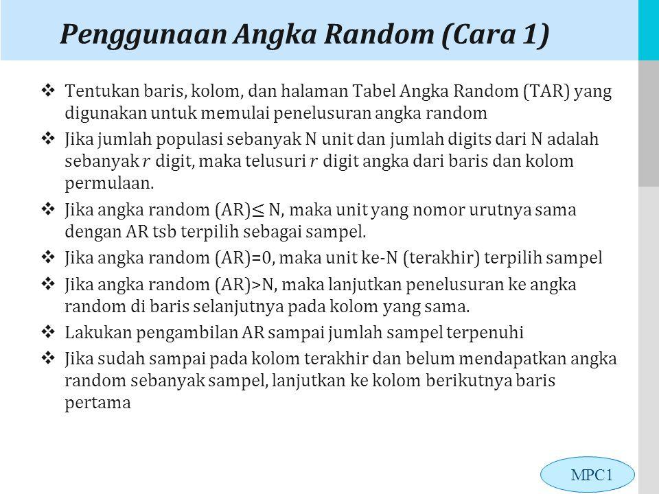 LOGO Penggunaan Angka Random (Cara 1) MPC1