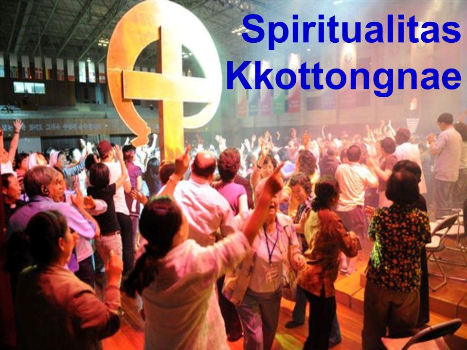 Spiritualitas Kkottongnae