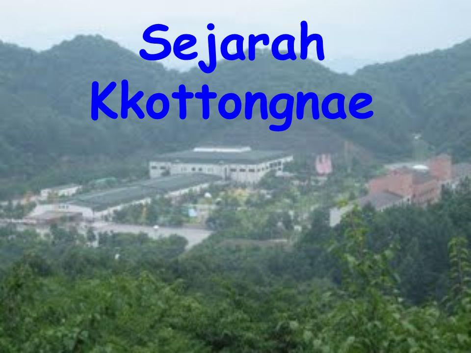 Sejarah Kkottongnae