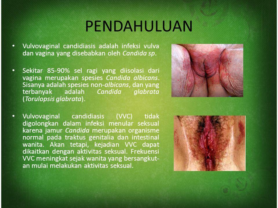 Jaga area genital Anda bersih dan kering.Hindari sabun dan bilas dengan air saja.