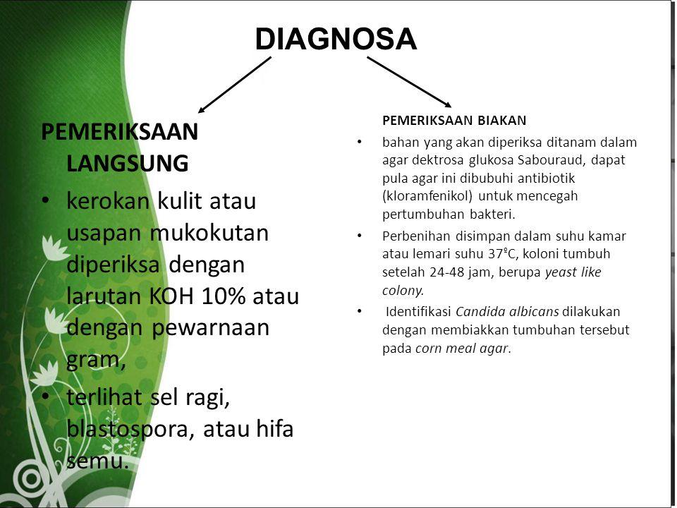 TUJUAN TERAPI menyembuhkan pasien dari gejala yang muncul akibat infeksi ini.proses penyembuhan tidak perlu dilakukan jika gejala yang muncul dapat diselesaikan.