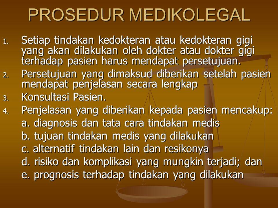 5.Persetujuan dapat diberikan secara lisan maupun tertulis.