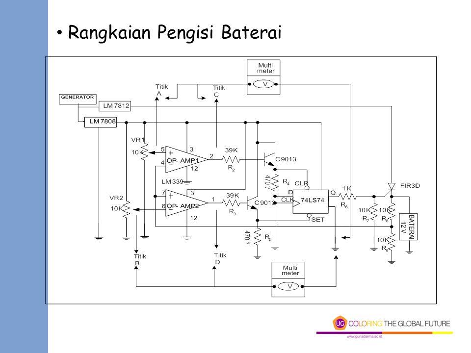 Blok rangkaian inverter