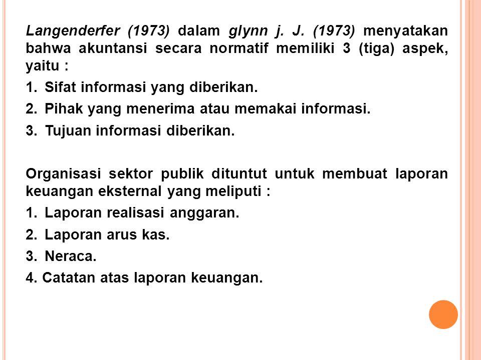 A.Pendahuluan Tuntutan yang besar terhadap akuntabilitas publik berimplikasi pada manajemen publik untuk memberi informasi kepada publik, salah satuny