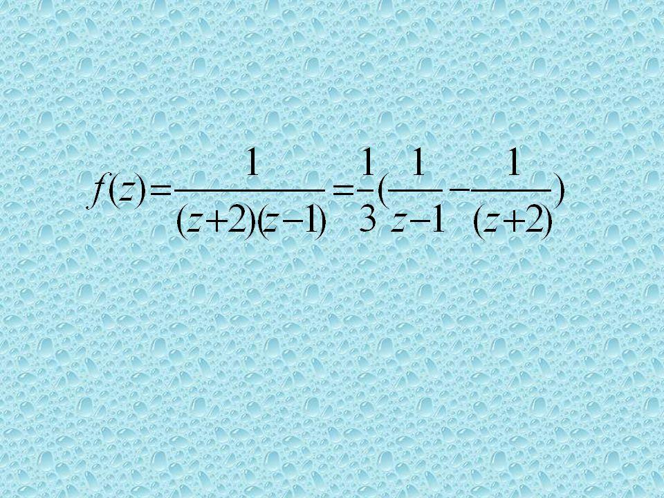 example -2021 3 6X Y Untuk z=-2,diperoleh 1=-3A, A=-1/3 Untuk z=1,diperoleh 1=3B, B=1/3 Diperoleh,