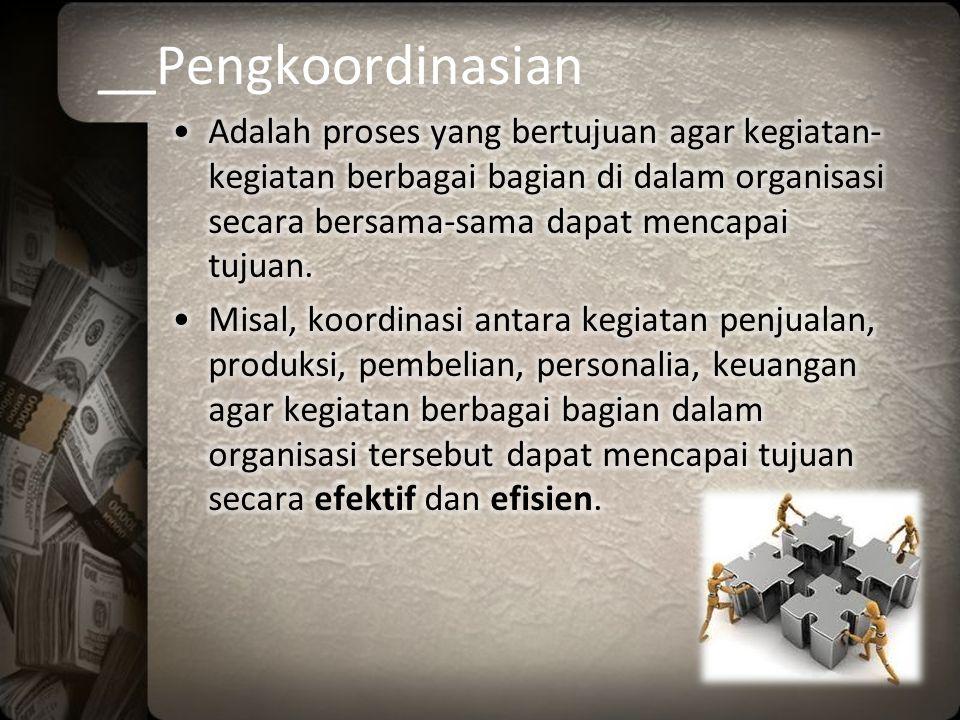 __Pengkoordinasian