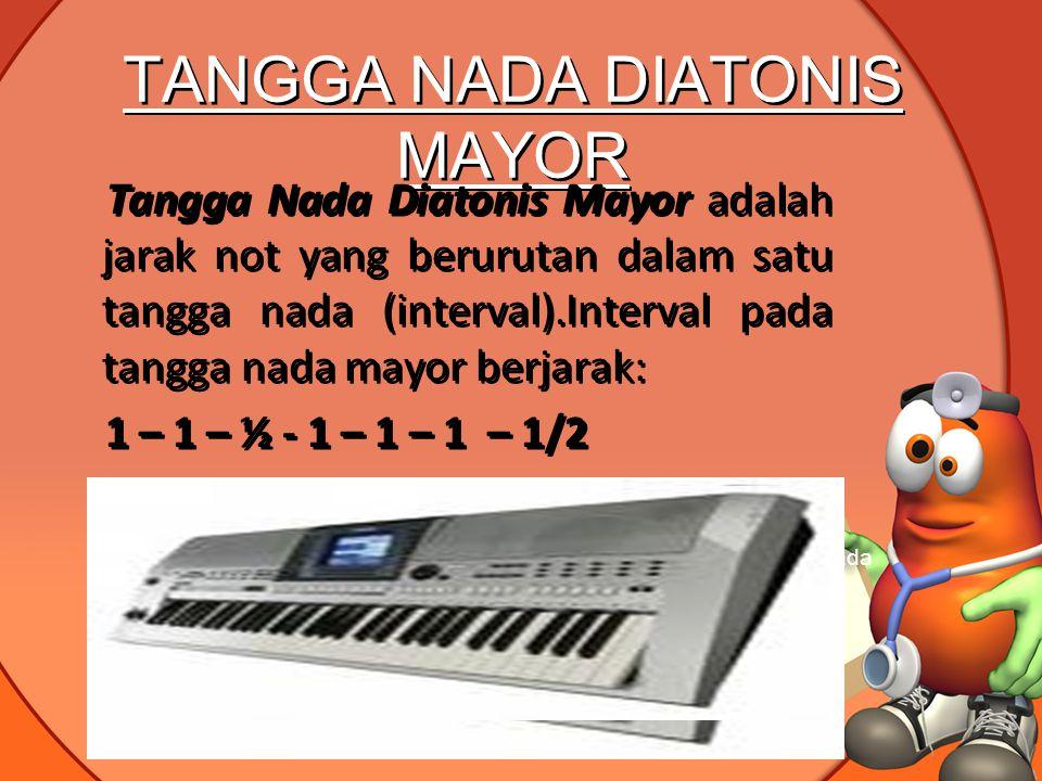 INDIKATOR 1. Membedakan ciri tangga nada mayor dan minor 2. Mendeskripsikan Tangga nada kromatis 3. Menentukan nada dasar pada T.N Kromatis 4. Menentu