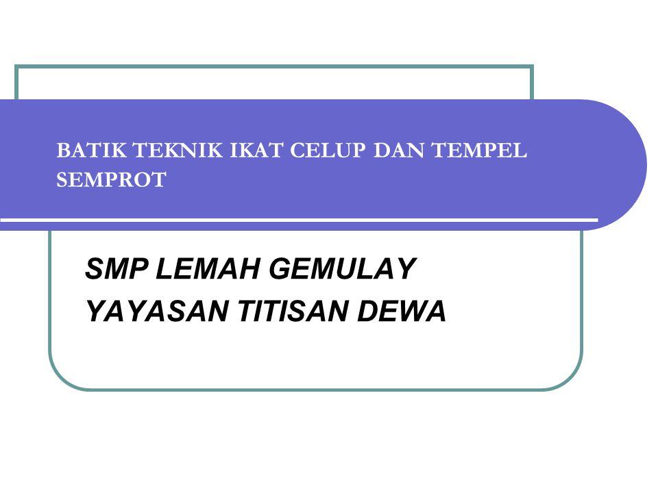 BAB I PENDAHULUAN LATAR BELAKANG Dalam Standar Nasional Pendidikan terdapat muatan seni dan budaya yang tertuang dalam Peraturan Pemerintah Republik Indonesia Nomor 19 tahun 2005.
