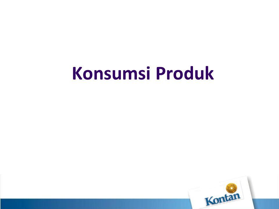 Konsumsi Produk