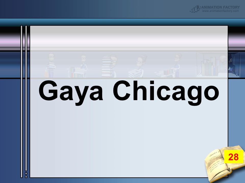 Gaya Chicago 28