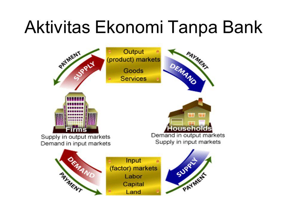 Aktivitas Ekonomi Tanpa Bank