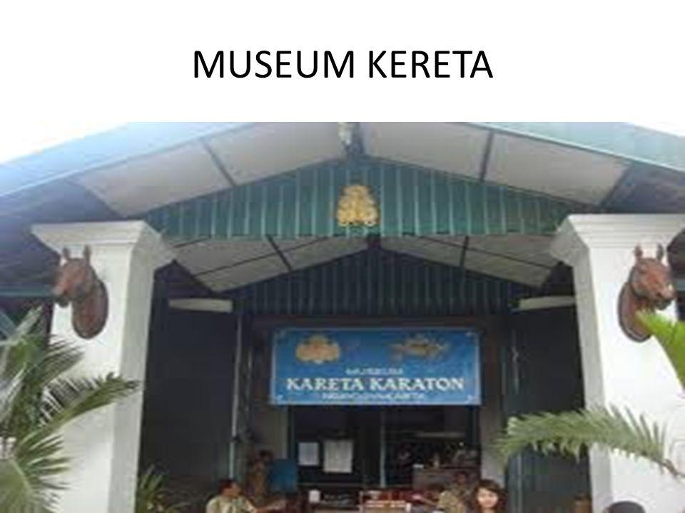 MUSEUM KERETA