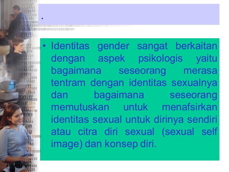 Pengertian Sex merupakan kegiatan fisik sedangkan sexualitas bersifat total, multi determined dan multi dimensi. Oleh karena itu sexualitas bersifat h