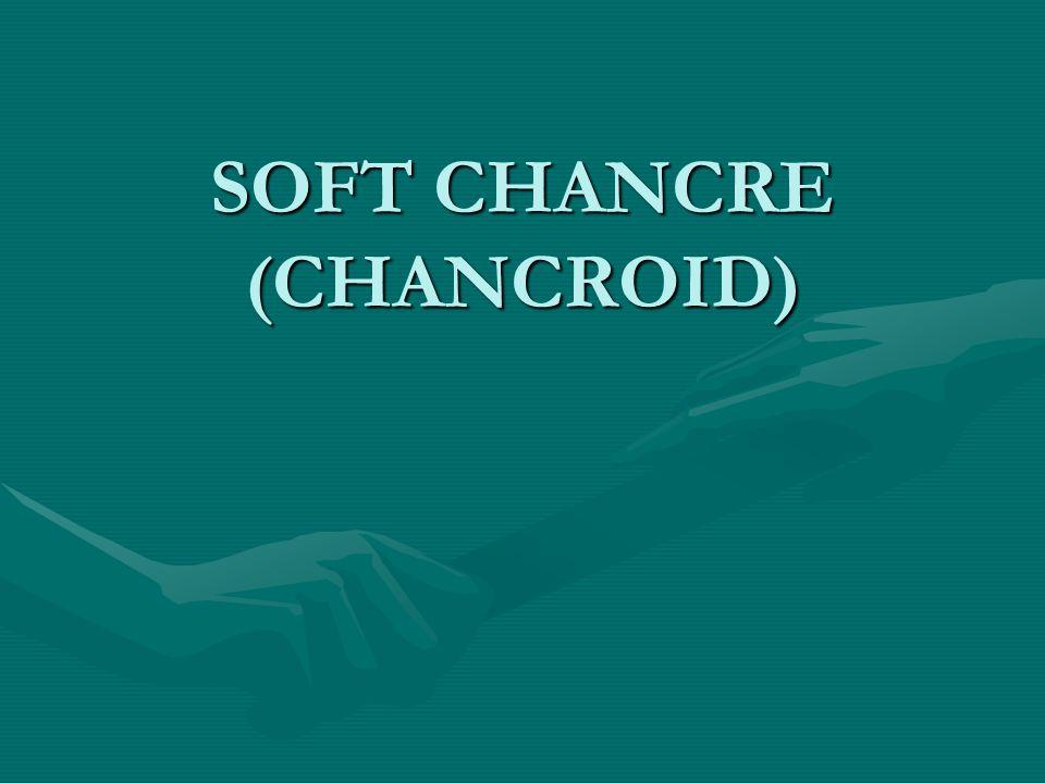 SOFT CHANCRE (CHANCROID)
