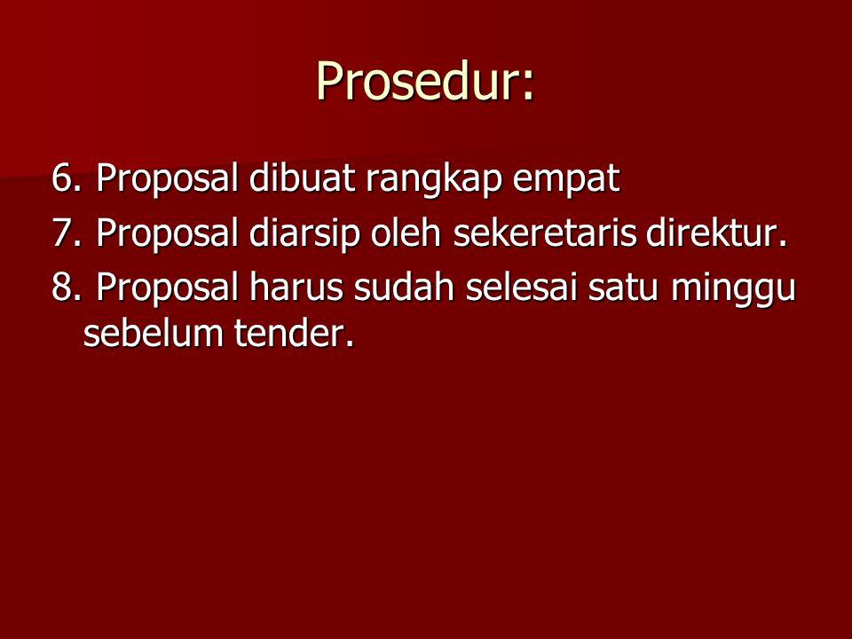 Prosedur : Pembentukan team kerja proyek Tujuan : Mempersiapkan dokumen team proyek pengembang team proyek pengembang an sistem.