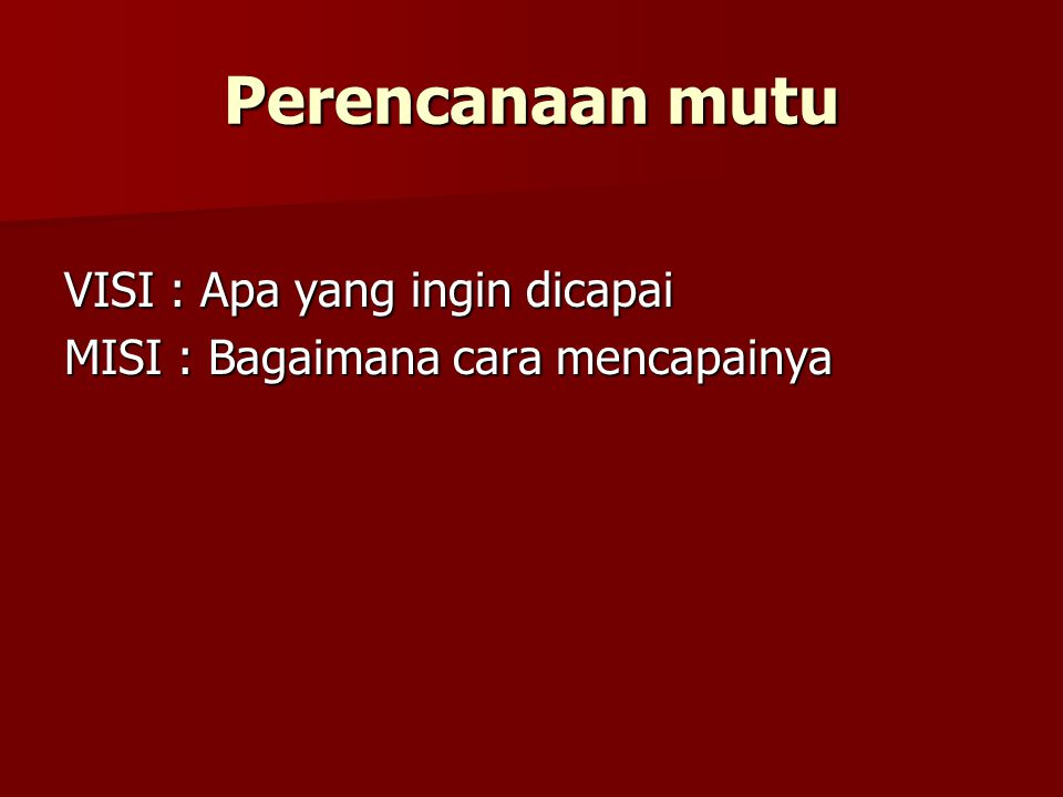 Manual mutu 1. Struktur organisasi 2. Sejarah organisasi 3. Deskripsi jabatan