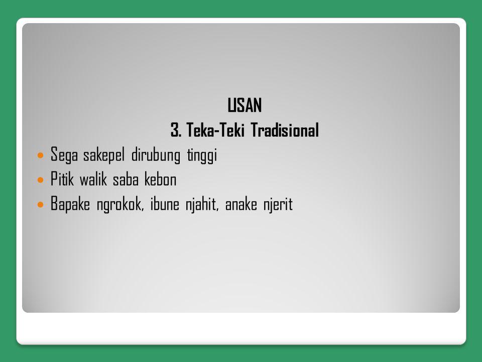 LISAN 3.