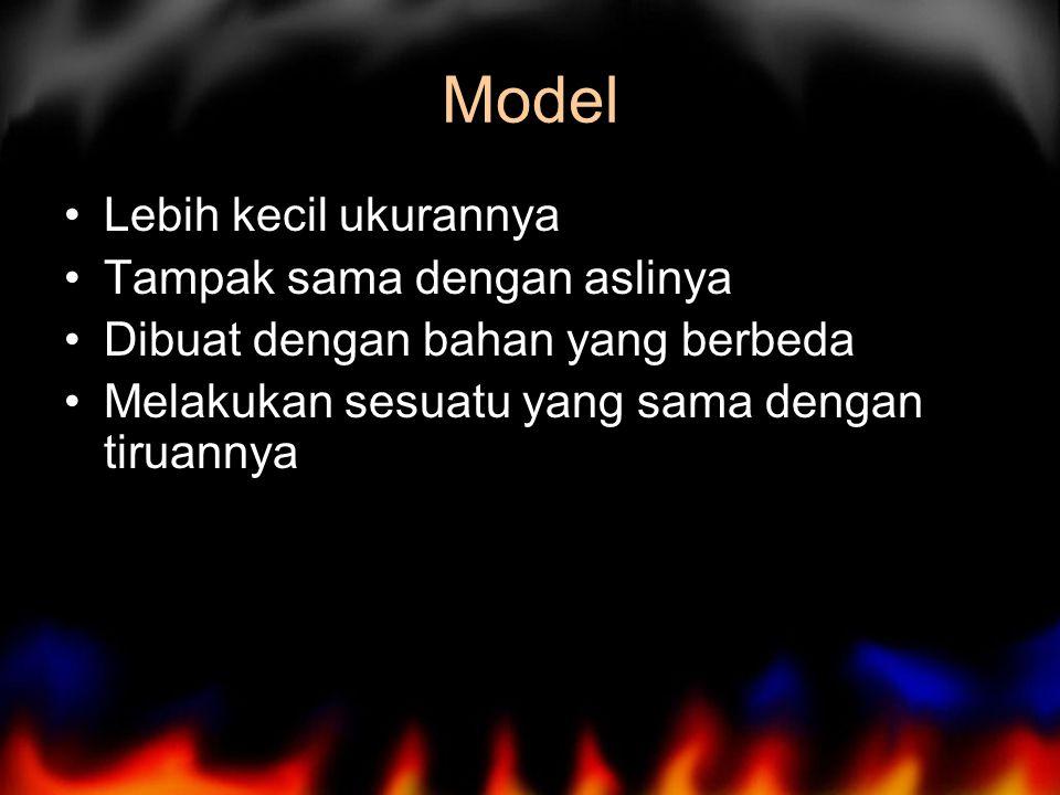 Contoh Model P.