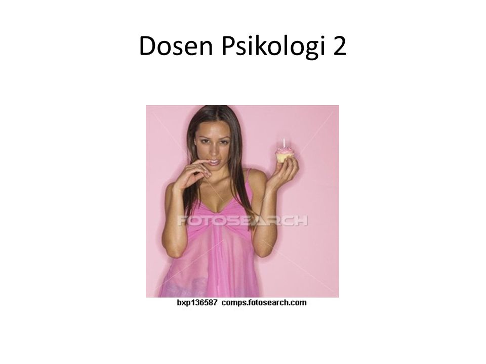 Dosen Psikologi 2