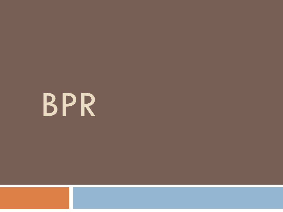 BPR Oleh : Aretta Anindita Robby Irvine Surya Rizky Nugraha